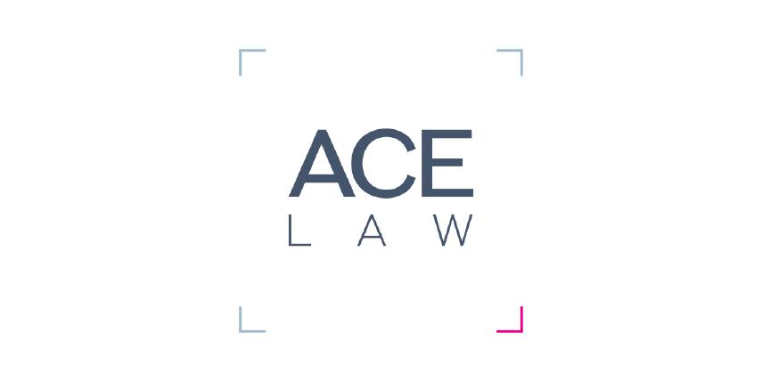 Partnerlogo's Event Website Ace Law