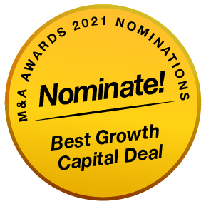 BE MenA Awards 2021 Buttons Nominate Best Growth Capital Deal